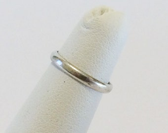 Size 3 Sterling Silver Adjustable Toe Ring