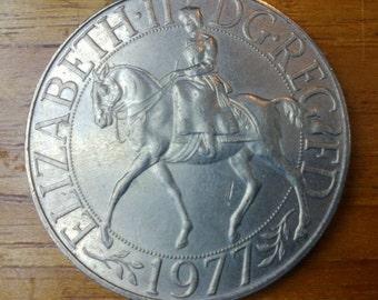 Queen Elizabeth Ii Coins Etsy