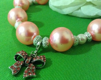 Pretty in Pink, Pet Jewelry, Pet Accessories, Pet Neckwear, Jewelry for Pets,