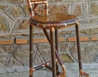 Copper Pipe Furniture pipe furniture | etsy