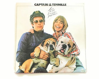 Captain and Tennille - Love Will Keep Us Together - Vinyl Album