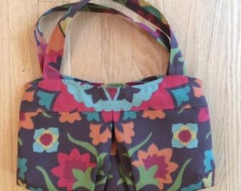 Pleated Purse Handbag