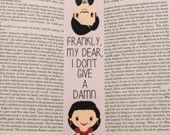 Gone with the Wind Quote Bookmark #2