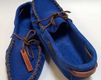SES MOCCASINS ROYALBLUE