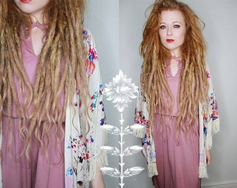 Dress + Kimono Set