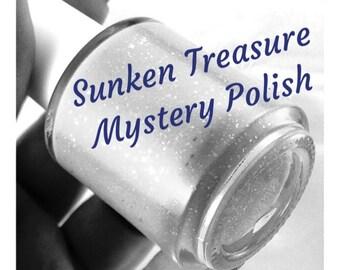 Sunken Treasure (Mystery Prototype Polish) ~ Set of Two (2) full size bottles