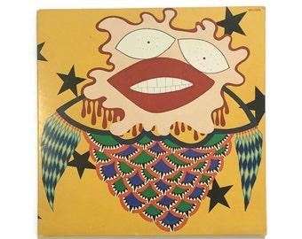 Quah, self-titled, rare, vinyl record album, rock LP, folk, jorma kaukonen, solo, jefferson airplane, hot tuna