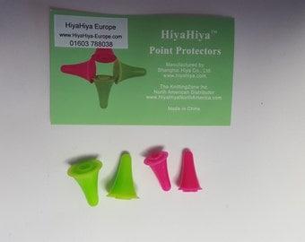 HiyaHiya Classic Needle Point Protectors, 2 sizes