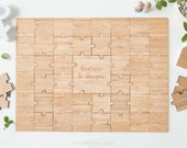Jigsaw Puzzle Guestbook