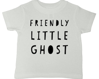 Ghost Shirt - Toddler Halloween Shirt - Cute Halloween - Halloween T Shirt - Boys Halloween - Kids Halloween - Halloween Party