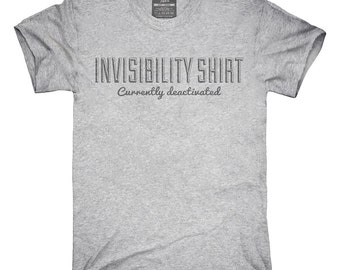 Funny Invisibility T-Shirt, Hoodie, Tank Top, Gifts