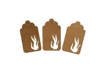 Seaweed Gift Tags
