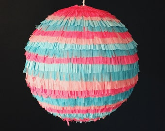 Gender Reveal Piñata || Baby Showers | Sip n' Sees | Nursery Décor (made with papier-mâché - not plain old cardboard!)
