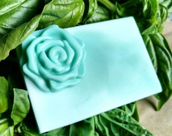 Rosemary Mint- Mango and Shea Butter Soap