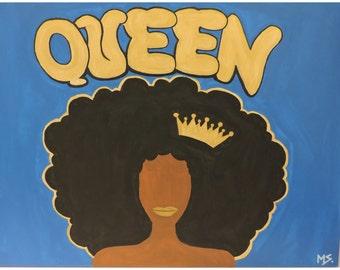Black Queen.