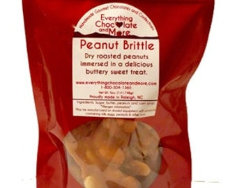 Peanut Brittle (5oz.)