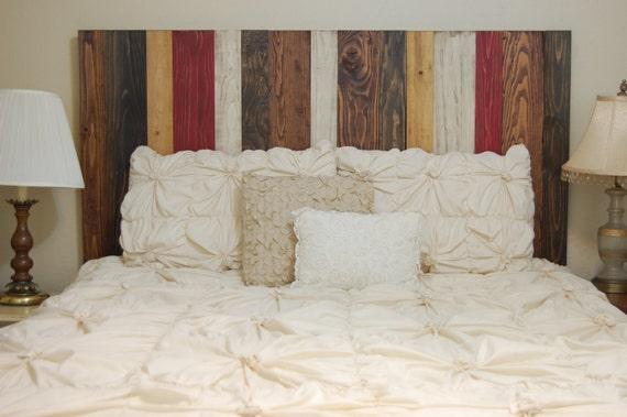 barn walls full headboard fall mix color hang on the wall With barn walls headboards