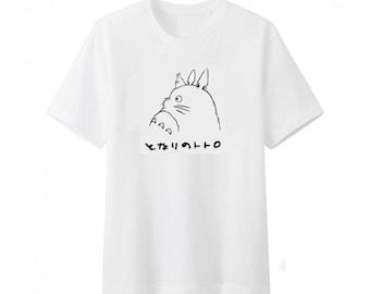 Studio Ghibli: Totoro-Black Print(Different Colors)