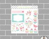 Mother's Day Planner Stickers