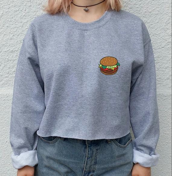 Burger Sweater