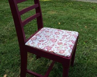Refurbished Vintage Chair