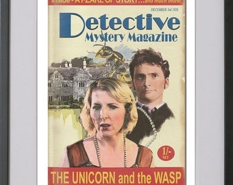 The Unicorn and the Wasp - The Tenth Doctor