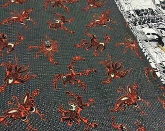 3 Yards African Wax Print