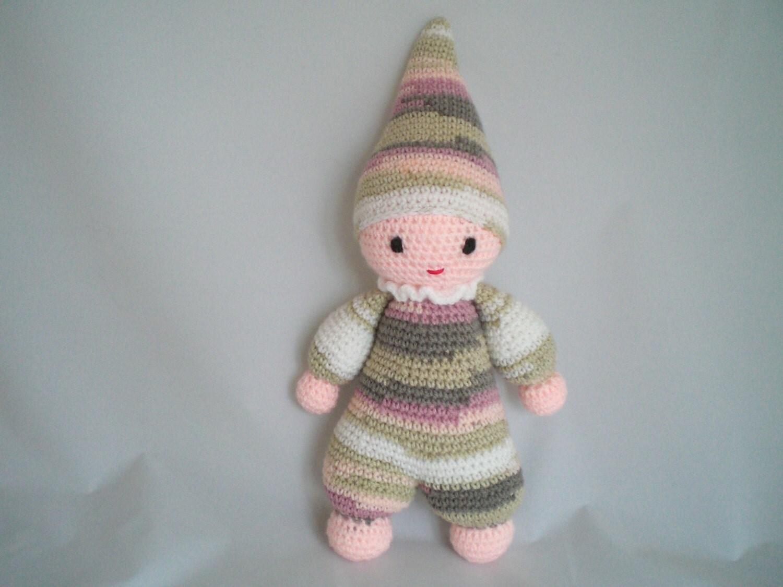 Amigurumi Cuddly Baby : Crochet Amigurumi Soft Cuddly Baby Doll by ...