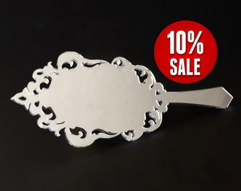 Stylized Hand Mirror - Acrylic Hand Mirror - Acrylic Mirror - Hand Mirror - Vintage Hand Mirror -  Handheld Mirror - Gift for Her - Birthday