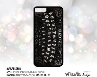 Vintage Black Magic Ouija Board Mystery Witchcraft Gift idea iPhone 4 4s 5 5s 5c 6 6+ 6s 6s+ case Samsung Galaxy, HTC, LG phone cover