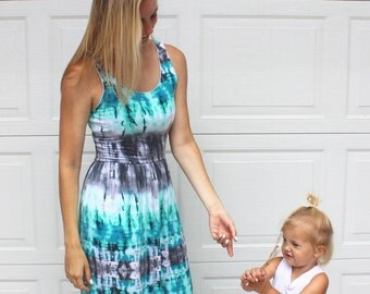 Custom Mommy and Me Dresses
