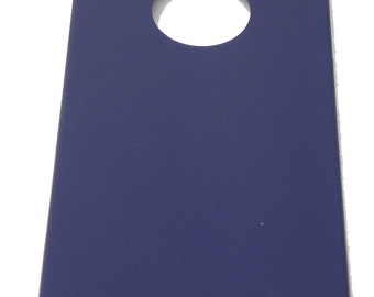 Royal Blue iPhone Case-Thin iPhone 5/5s cover-iPhone 5/5s case-iPhone case - iphone rubber case-Royal Blue Iphone case-Slim Iphone 5/5s case