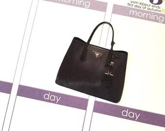 Prada Handbag Stickers