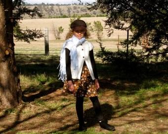 Forest Flowers Skirt