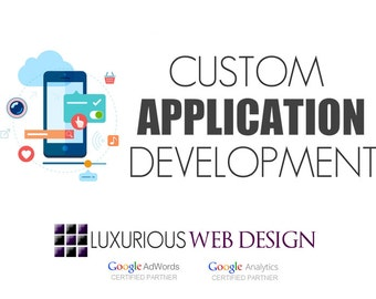 Custom Application Development, App Store, iOS Development, Application Design, User Interface, Software Development, Custom Coding