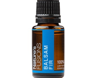 Balsam Fir Essential Oil 15ml – Abies Balsamea - 100% Pure