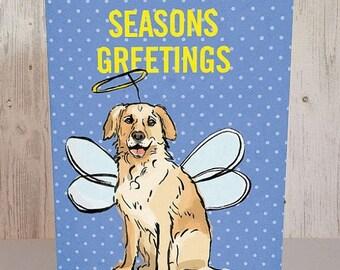 20% OFF Canine Christmas_Labrador