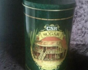 CSR Sugar Tin Limited Edition 2kg