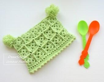 Newborn Cap Crochet pattern
