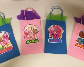 Shopkins party bags 12