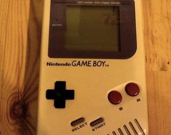 Nintendo Gameboy - 1989 - Handheld Game System
