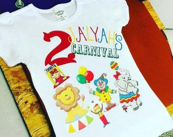Carnival tee