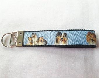 Shetland Sheepdog (Sheltie) Key Keeper