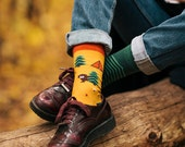 Scout Memory | men socks | colorful socks | cool socks | mismatched socks | womens socks | unique socks | patterned socks | crazy socks