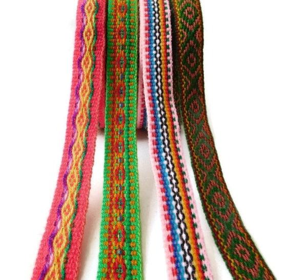 Items similar to jacquard ribbon trim decorative trim tape for Craft ribbons and trims