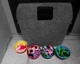 HandBag Tote Clutch Felt DIY Embellishment Kits Gift Set