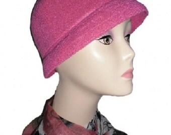 Pink Vintage Kangol Bucket Hat