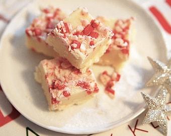 Creamy Peppermint Fudge