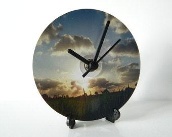 CD Clock - Photography