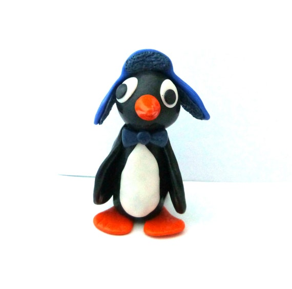 Penguin Figurine Penguin Gift Collectible Home Decor